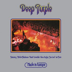 DEEP PURPLE album
