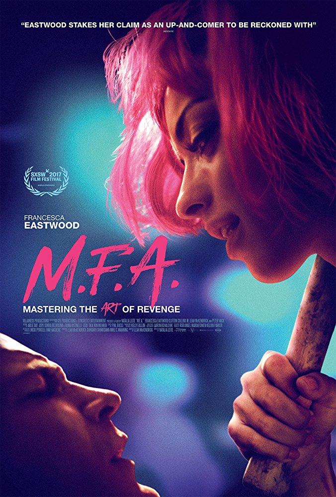 M.F.A. 2017 Legendado