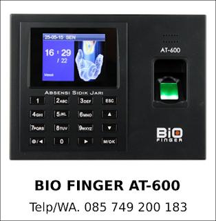 Distributor Bio Finger AT-600 Murah Asli Berkualitas
