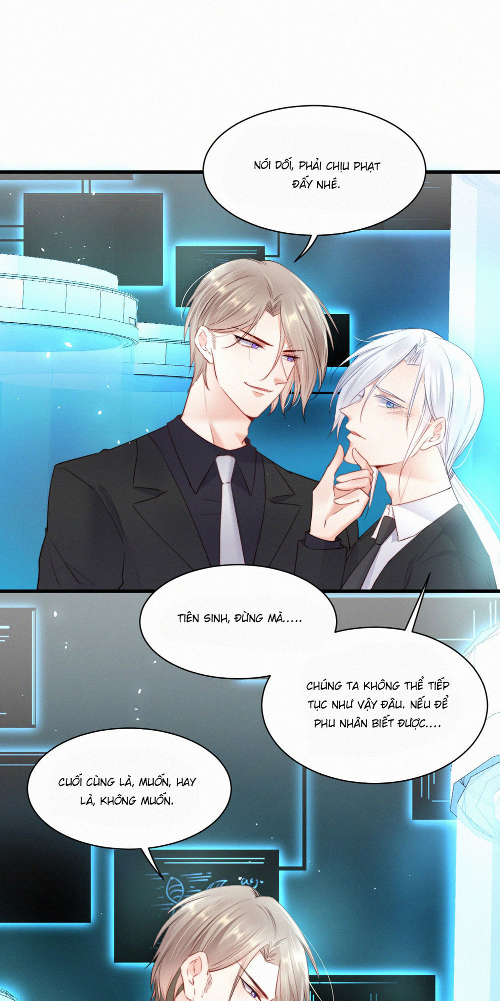 In Or Out Chapter 9 - Trang 26