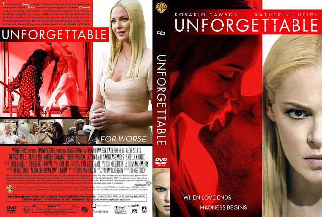 Unforgettable DVD Cover