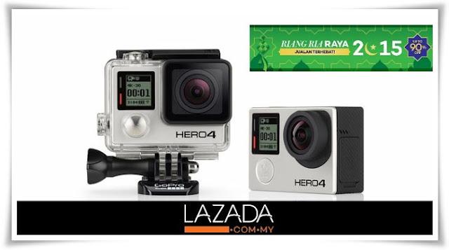 Persiapan Hari Raya bersama Lazada Malaysia