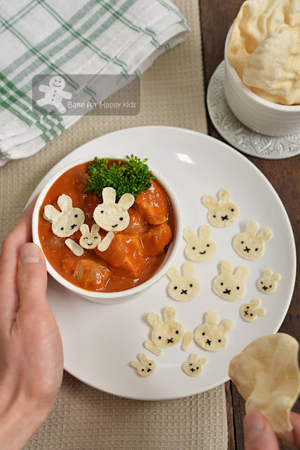 miffy indian butter chicken