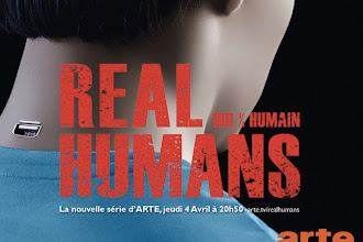 Série : Real Humans, tous les jeudis à 20h50 sur Arte