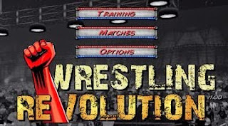 Wrestling Revolution 2017 APK Free Download Android