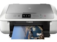 Canon PIXMA MG5753 Printer Drivers Download