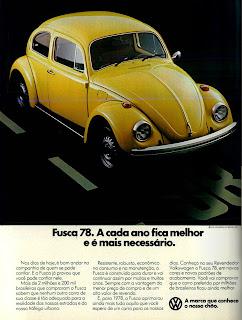 propaganda Fusca 78