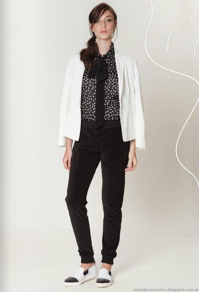 Moda invierno 2016 ropa de mujer Asterisco.