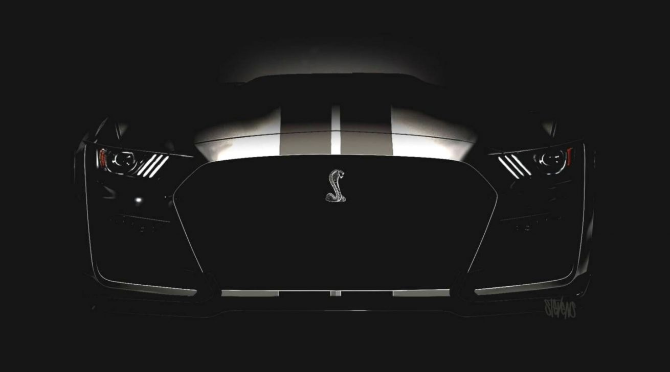 Very first 2020 ford mustang shelby gt500 will be auctioned off