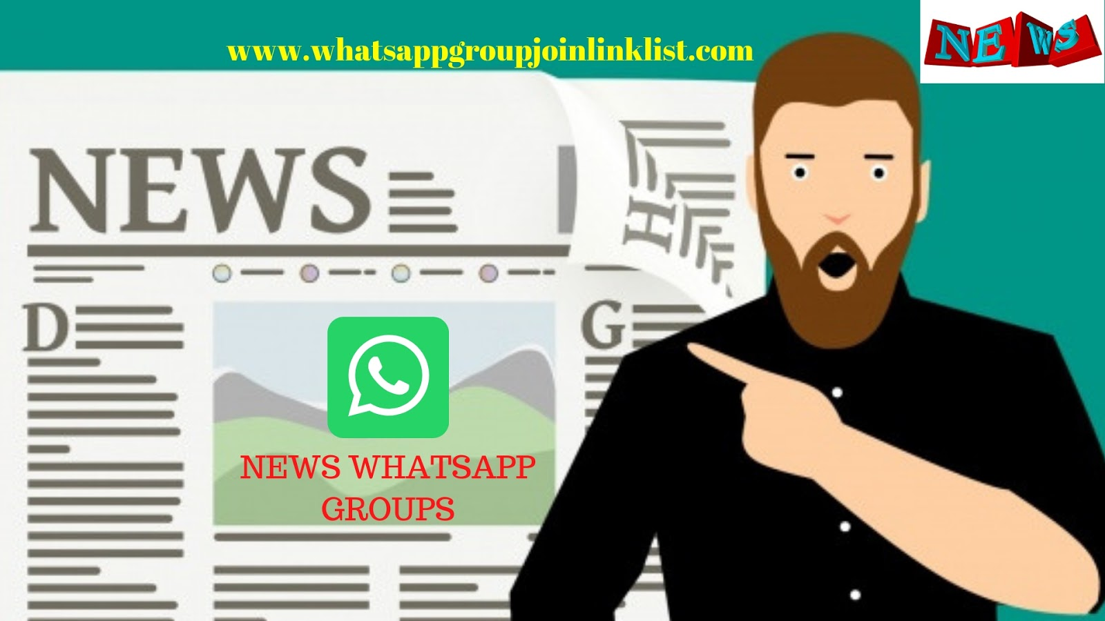 Latest News WhatsApp Group Join Link List