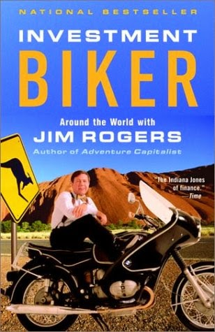 Book Review of Investment Biker Around the World with Jim Rogers