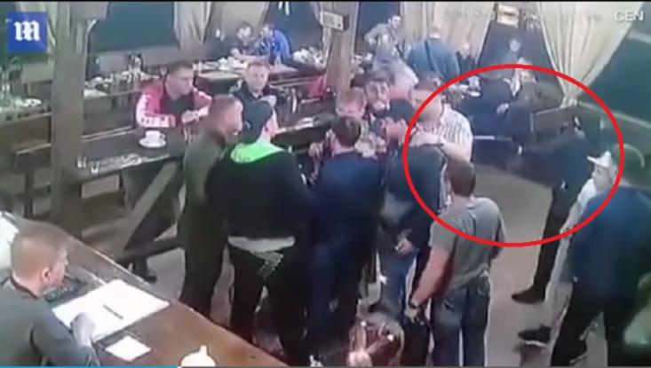 Καρέ καρέ η εν ψυχρώ δολοφονία αρχινονού της Ρώσικης μαφίας που μόλις είχε αποφυλακιστεί – (Video)