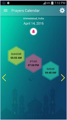 تطبيق رمضان 2016 للأندرويد يضم الكثير من المحتويات الإسلامية المفيدة