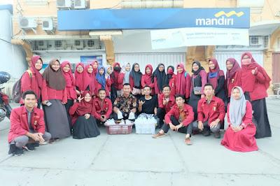 IMM Komisariat STKIP Muhammadiyah Pringsewu Gelar NGOPi (Ngobrol Perkara Iman)