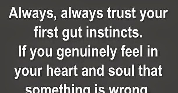 The Importance of Trusting Your Gut (And Tips to Do It Right)