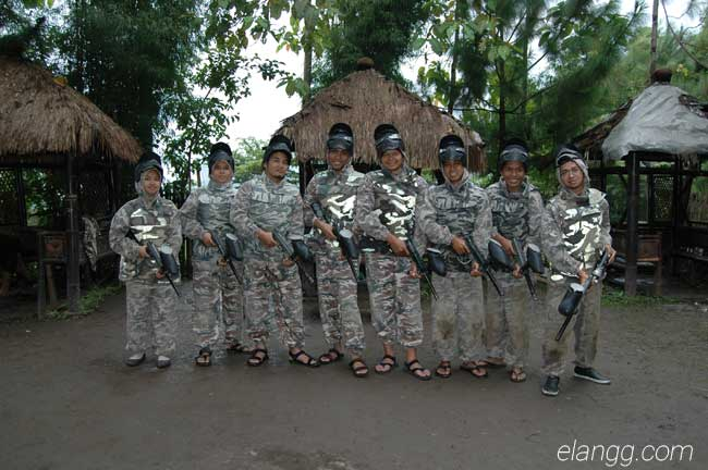 paintball sahabat air, wisata batu malang