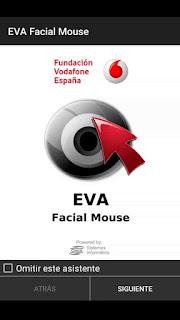 EVA FACIAL MOUSE app tutorial in hindi and ENGLISH