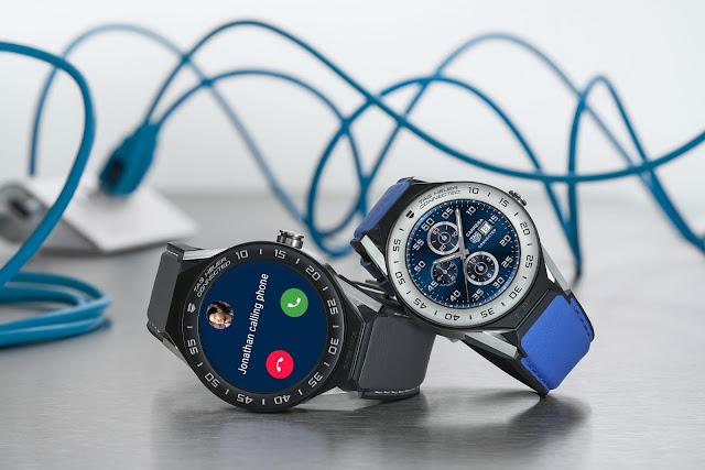 TAG Heur Connected Modular 41 : le nouveau format plus réduit d'une montre à deux visages, connectée ou mécanique