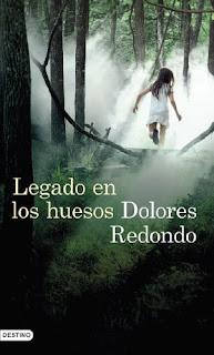 Legado en los huesos / Dolores Redondo