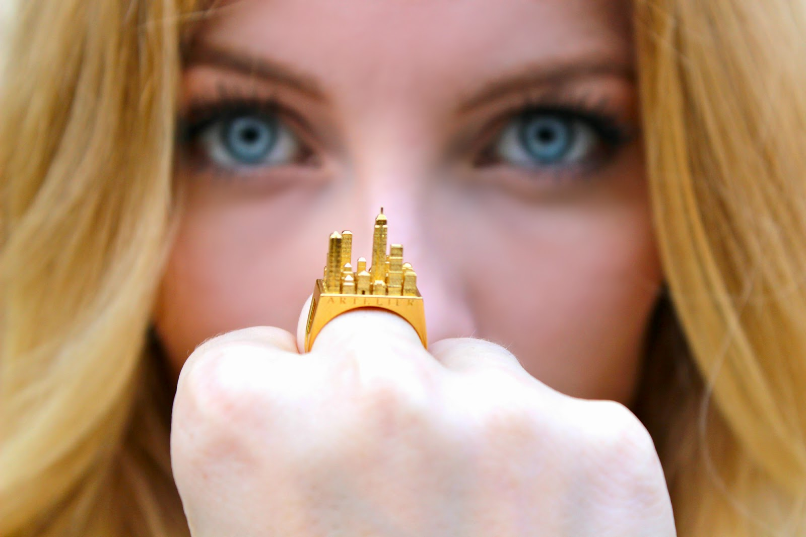 NYC on my finger | Jerez, Spain