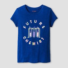 Future Chemist Kids Shirt