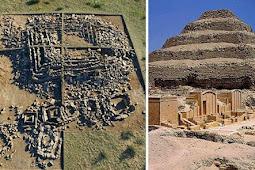 Piramida Tertua di Dunia Berhasil Ditemukan