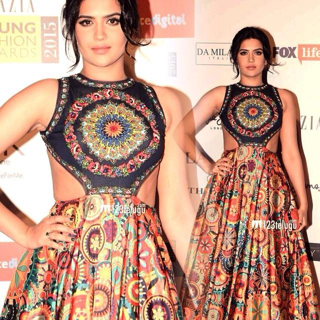 deeksha seth , bollywood , grazia , grazia 2015 , grazia young fashion awards ,, Deeksha Seth Hot Pics From Grazia Young Fashion Awards