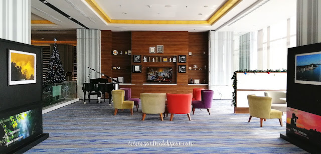 Hyeon's Travel Journal; Four Points by Sheraton, Sandakan