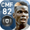 Center Midfielder - Paul Pogba