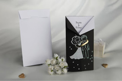 kartu undangan pernikahan unik dan murah, undangan pernikahan unik 2012