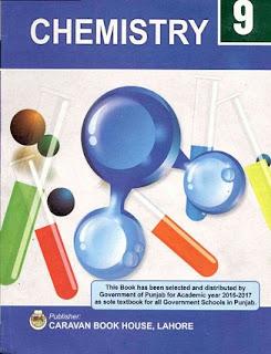 9th Class (Matric Part-1) Text Book of Chemistry (English Medium) - Taleem360