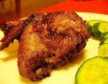 Resep Ayam Woku Bakar Paling Maknyus