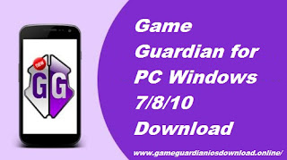 Game Guardian For iOS Download