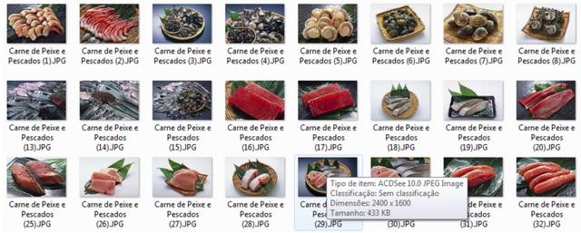 Imagens de Alimentos peixes em boa resolução