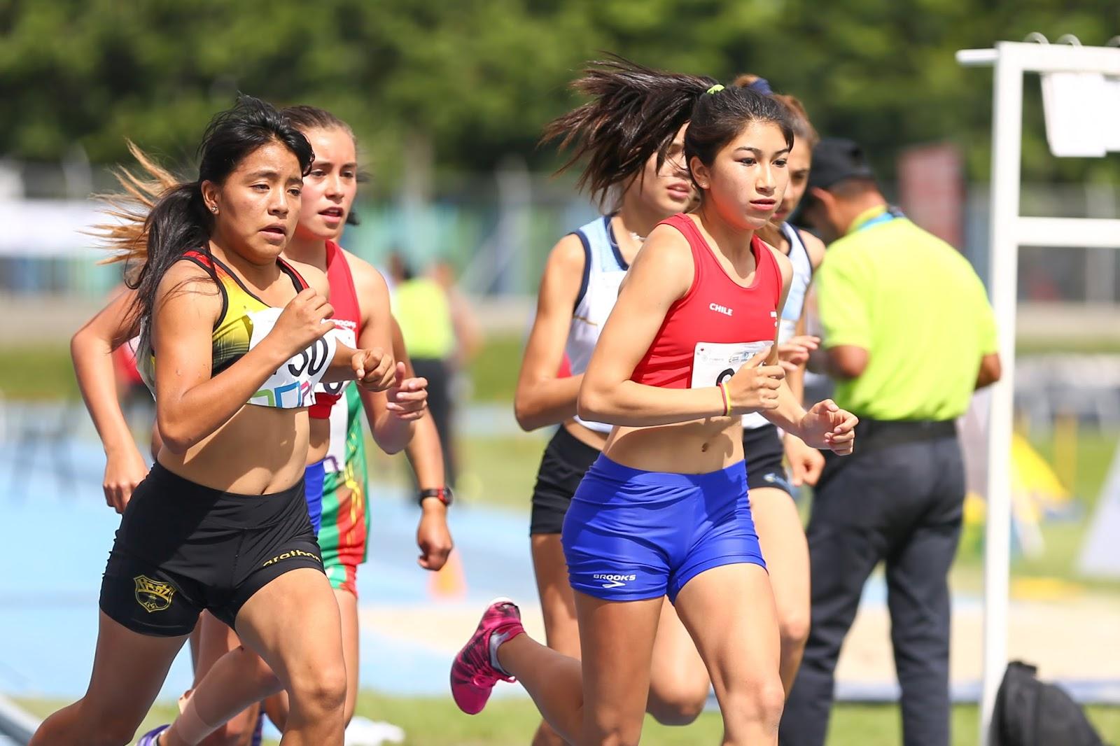 Abanderada delegación venezolana de 151 atletas para Juegos Suramericanos de la Juventud