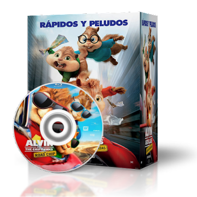 Alvin y las ardillas: Fiesta sobre ruedas(Alvin and the Chipmunks: The Road Chip) 2016