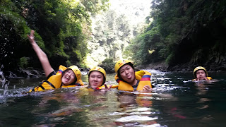 adventure body rafting