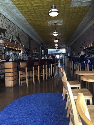 Plonk, a Bozeman, Montana wine bar