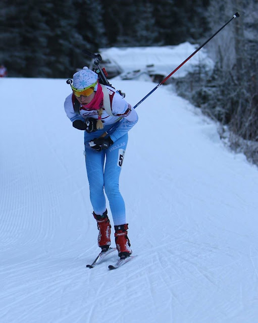 8η θέση και σπουδαία επίδοση από Μαρία Τσακίρη στους χιονοδρομικούς αγώνες στη Ριντάνα της Ιταλίας