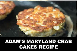 #The #World's #most #delicious #Adam's #Maryland #Crab #Cakes #Recipe