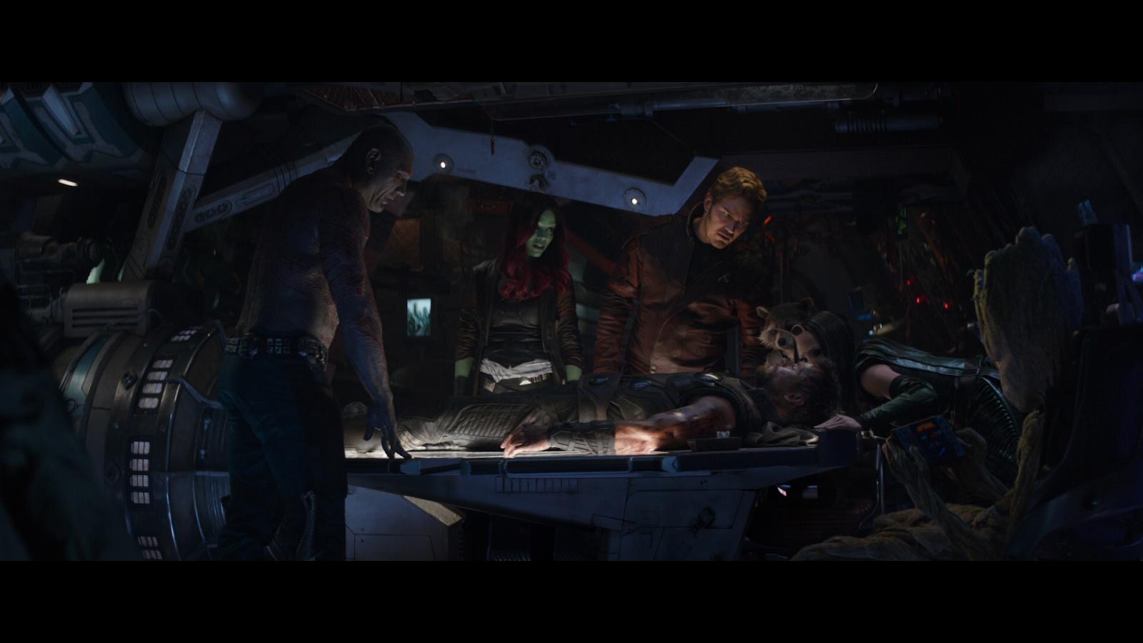 Avengers: Infinity War (2018) Bluray Completo 1080p Latino captura 2