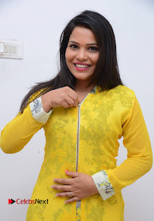 Actress Mamatha Pictures at Sudigali Movie Launch  0004