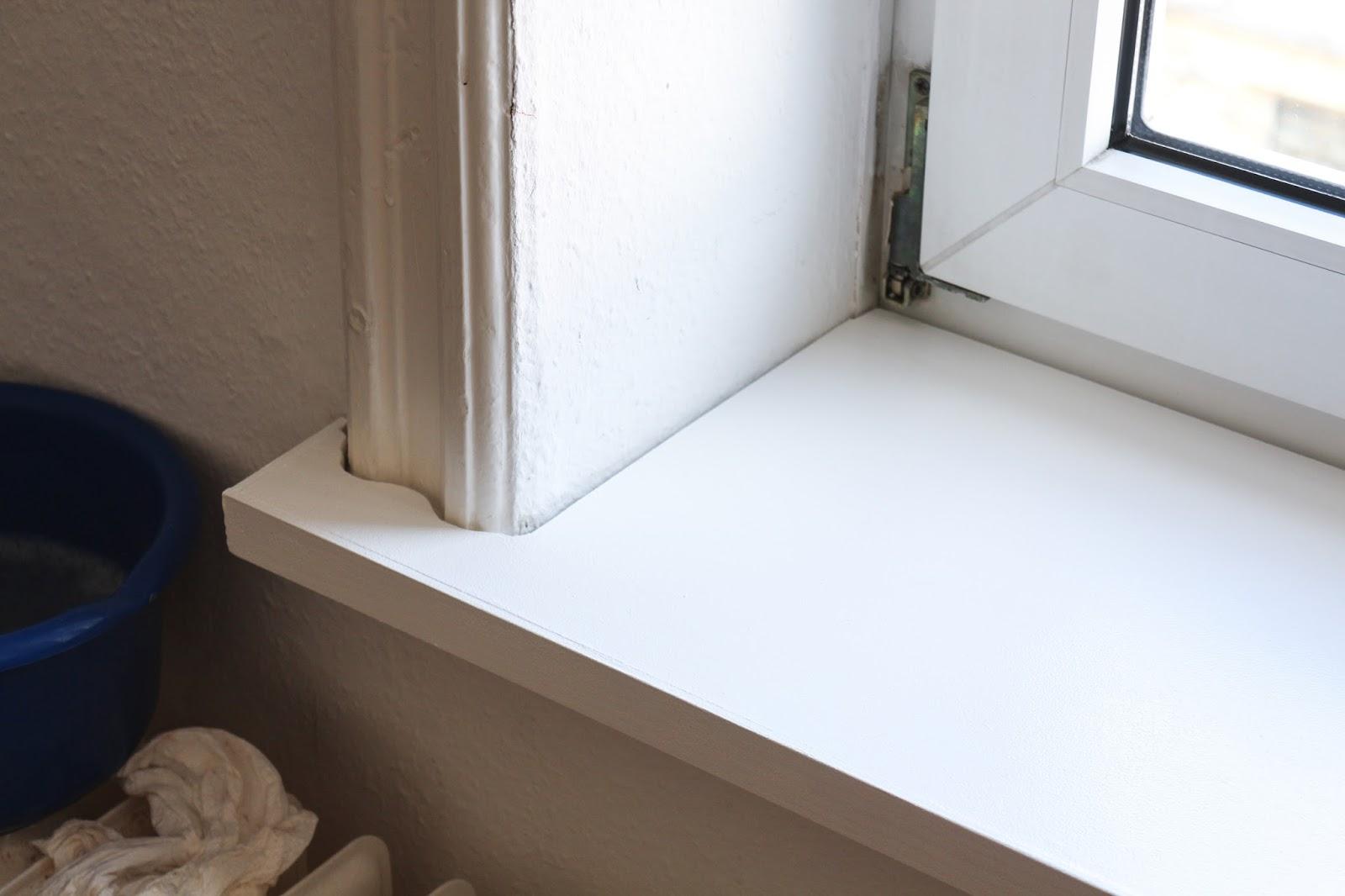 Aus Alt Mach Neu Fensterbankverkleidung Leicht Gemacht Mintundmeer
