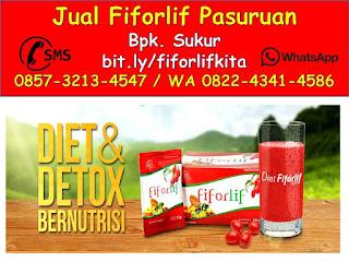 Diet Sehat Dengan Minuman Serbuk Fiforlif