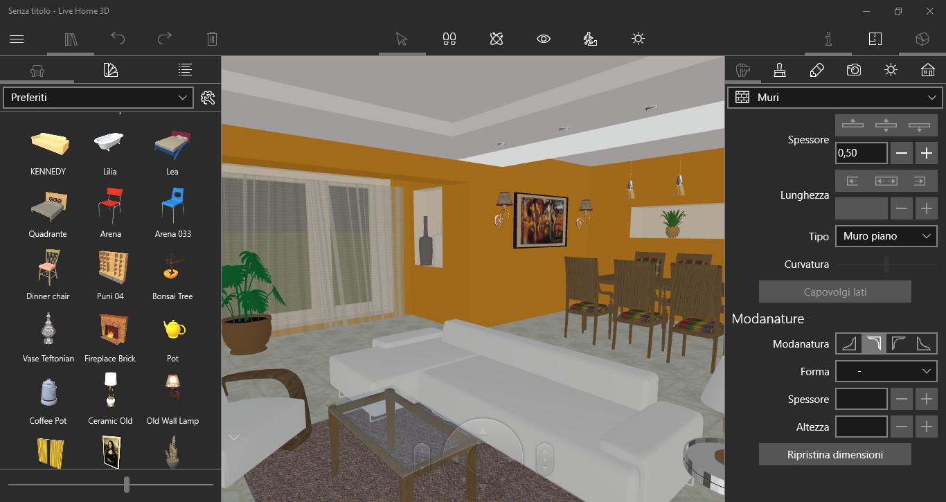 App per progettare casa gratis create immagini mozzafiato for Programma x progettare casa