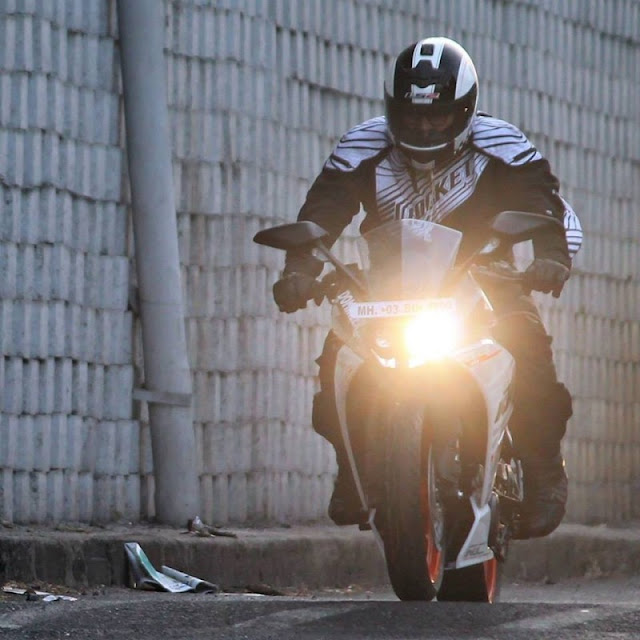 KTM RC390 User Review India Ryan Fernandes