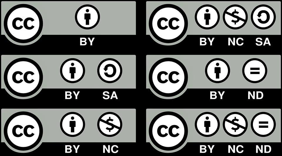 Apa yang Dimaksud dengan Creative Common License dan Jenis ...