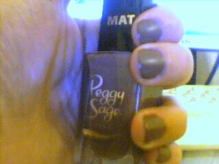 Are you ready for MAT...nail liquer by Peggy Sage