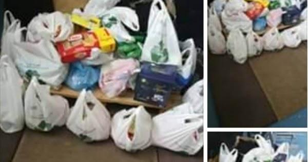 Σέρρες   Παραδόθηκαν τρόφιμα και ρούχα στο Βοήθεια στο Σπίτι ~ Κάστρο  Σιντικής 564395f6222