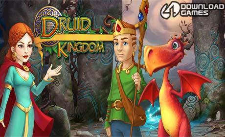 غلاف لعبة مملكة الكاهن Druid Kingdom